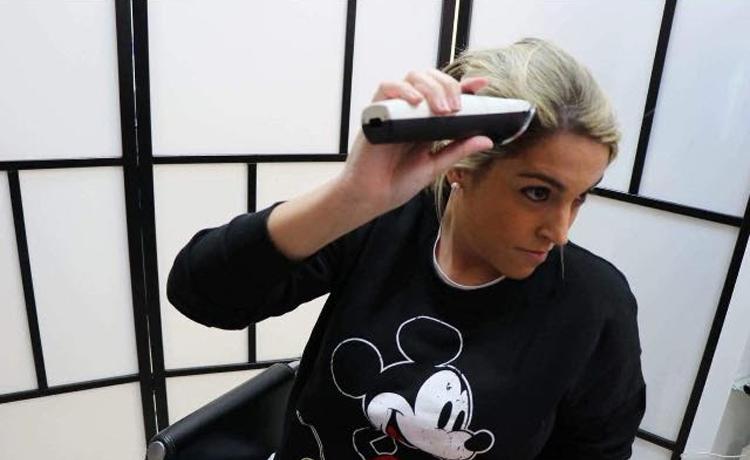 Foto Rocio Lucha contra el cáncer