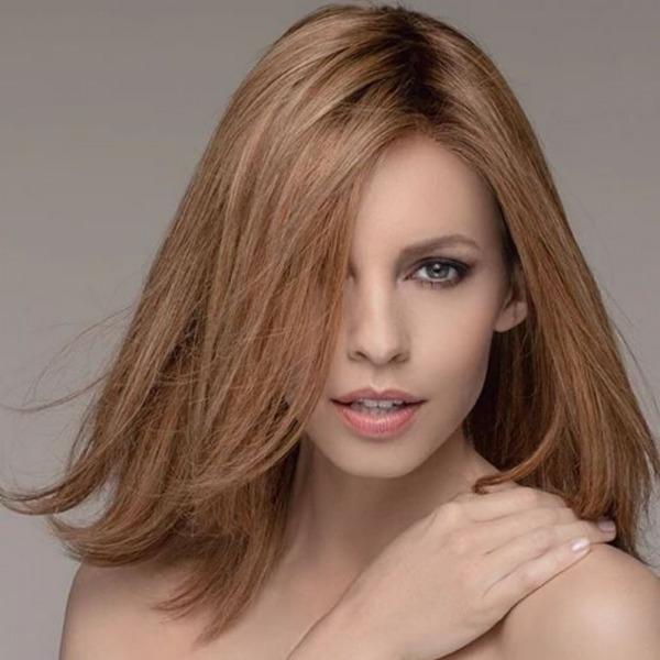 Trinity Plus Peluca oncológica de cabello natural