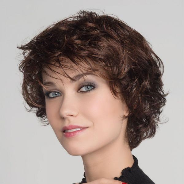 Alexis Peluca oncológica de cabello sintético