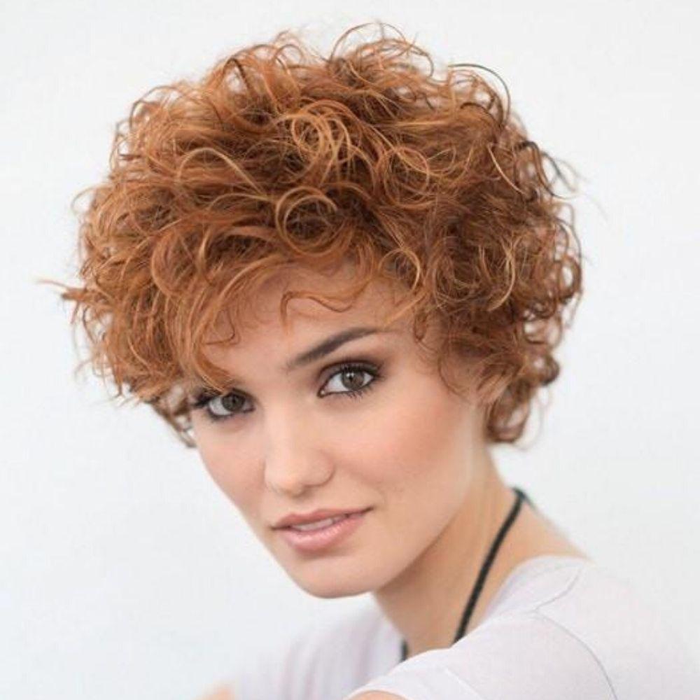 App Peluca oncológica de cabello sintético