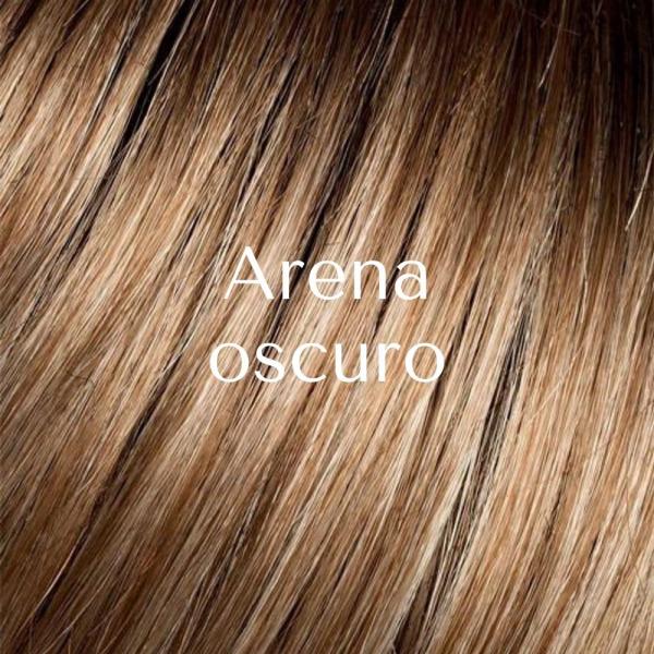 Montana Peluca oncológica de cabello sintético