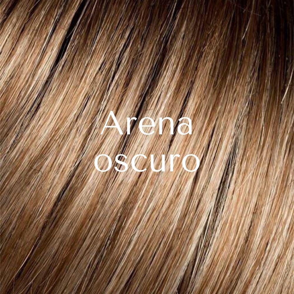 Apart Mono Peluca oncológica de cabello sintético