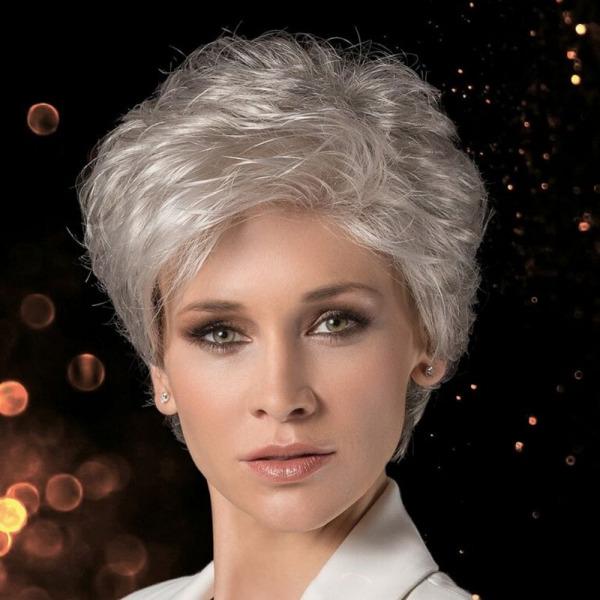 Beauty Peluca oncológica de cabello sintético