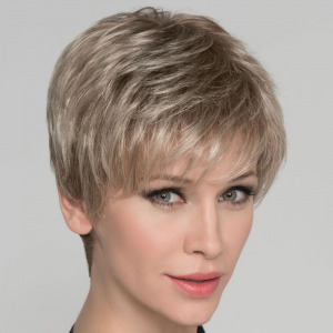 Carol Peluca oncológica de cabello sintético
