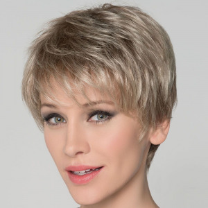 Carol Mono Peluca oncológica de cabello sintético