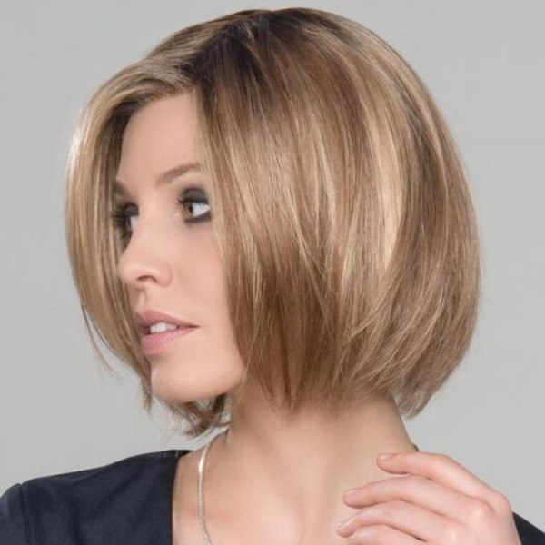 Elite Small Peluca oncológica de cabello sintético