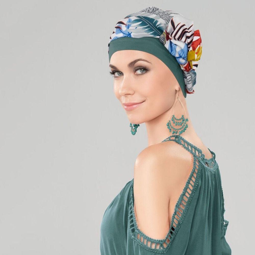 Garbo turbante oncológico