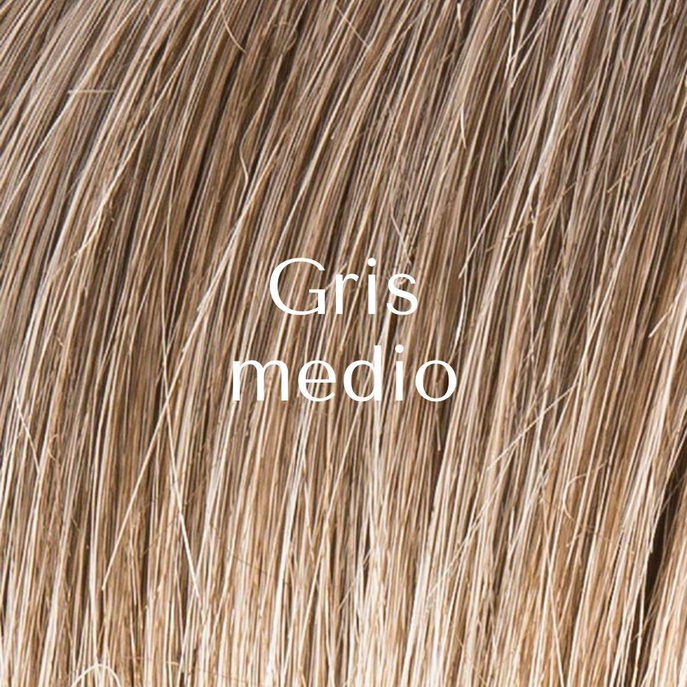 Gin postizo de cabello sintético