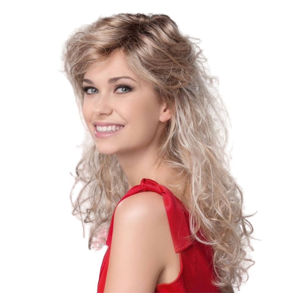 Lola More Peluca oncológica de cabello sintético