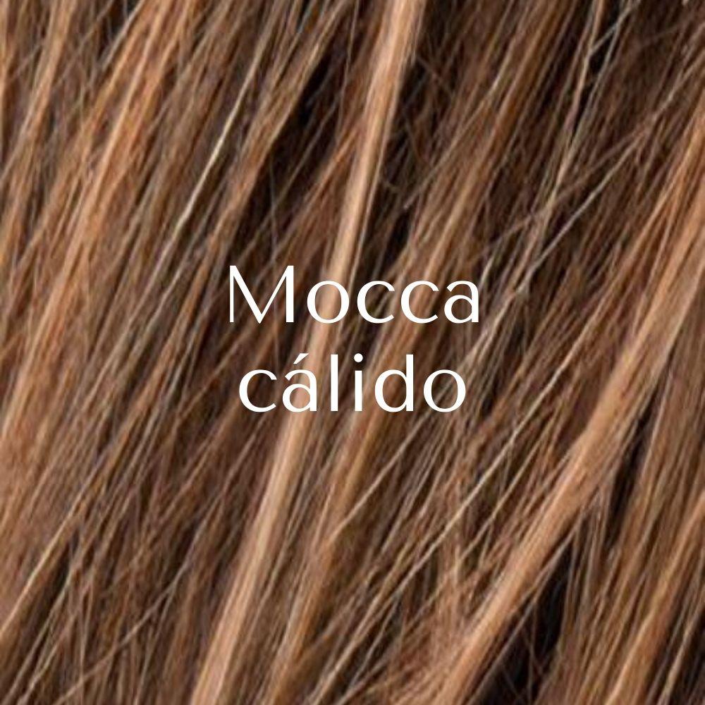 Ocean Peluca oncológica de cabello sintético