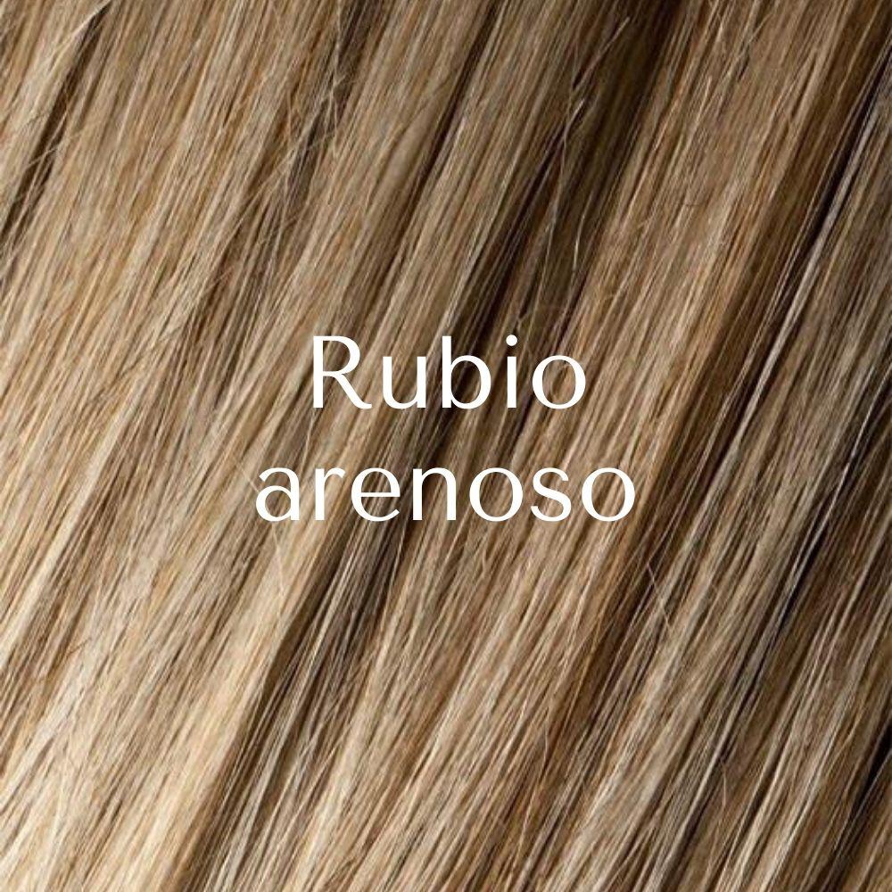 Girl Mono Peluca oncológica de cabello sintético