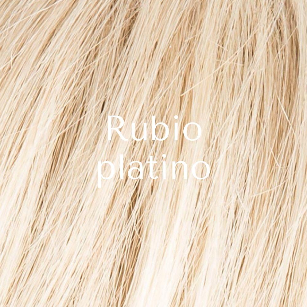 Rum postizo de cabello sintético