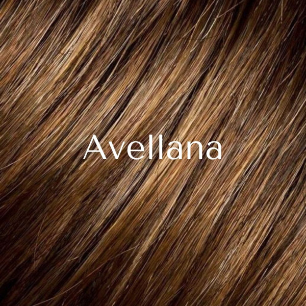 Clever Peluca oncológica de cabello sintético