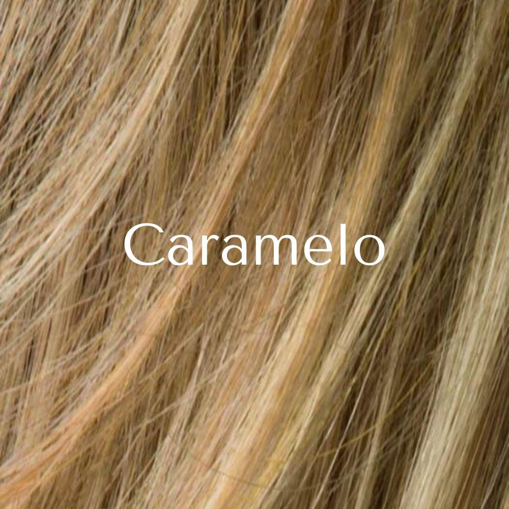 Club 10 Peluca oncológica de cabello sintético