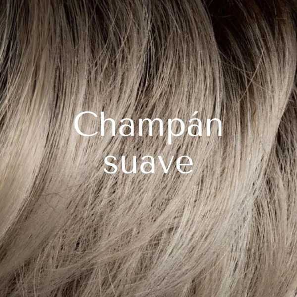 Las Vegas Mono Peluca oncológica de cabello sintético