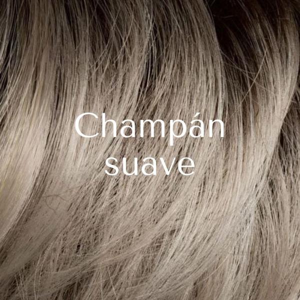 Cora Peluca oncológica de cabello sintético