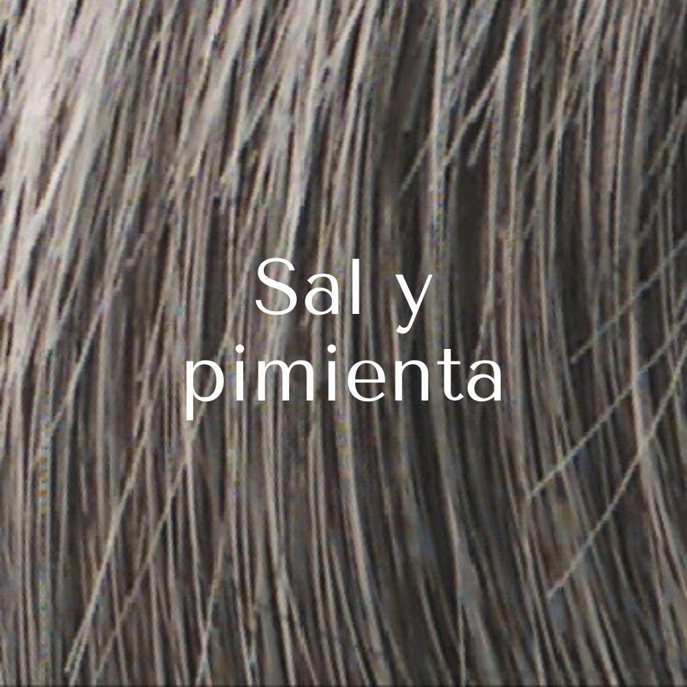 City Peluca oncológica de cabello sintético