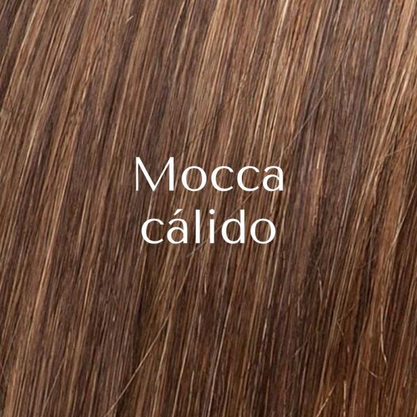 California Mono Peluca oncológica de cabello sintético