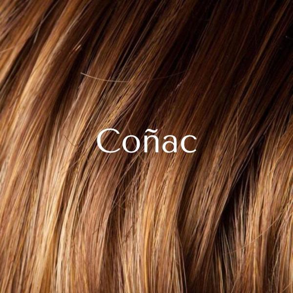 Beach Mono Peluca oncológica de cabello sintético