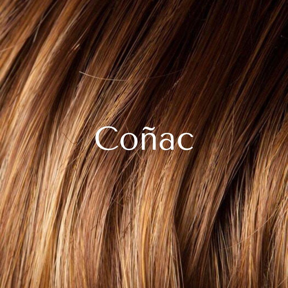 Run Mono Peluca oncológica de cabello sintético