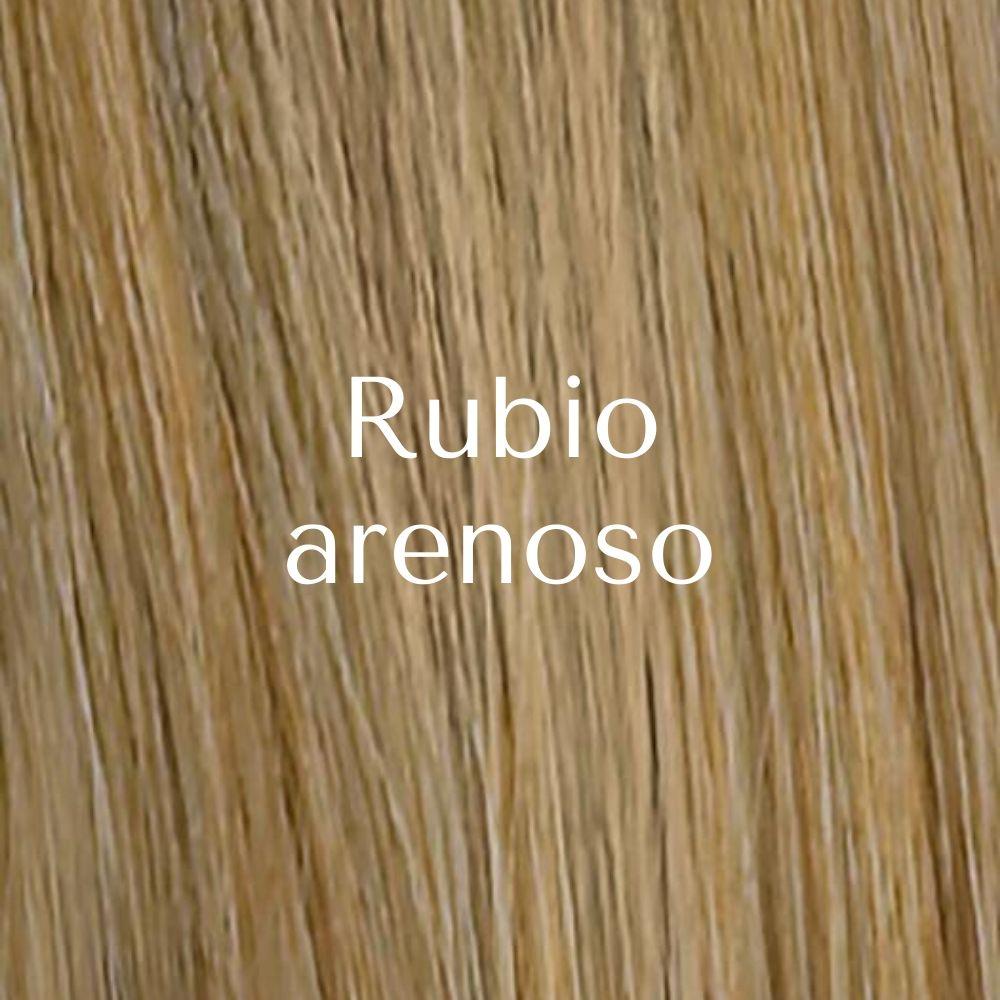 Apart Hi Peluca oncológica de cabello sintético