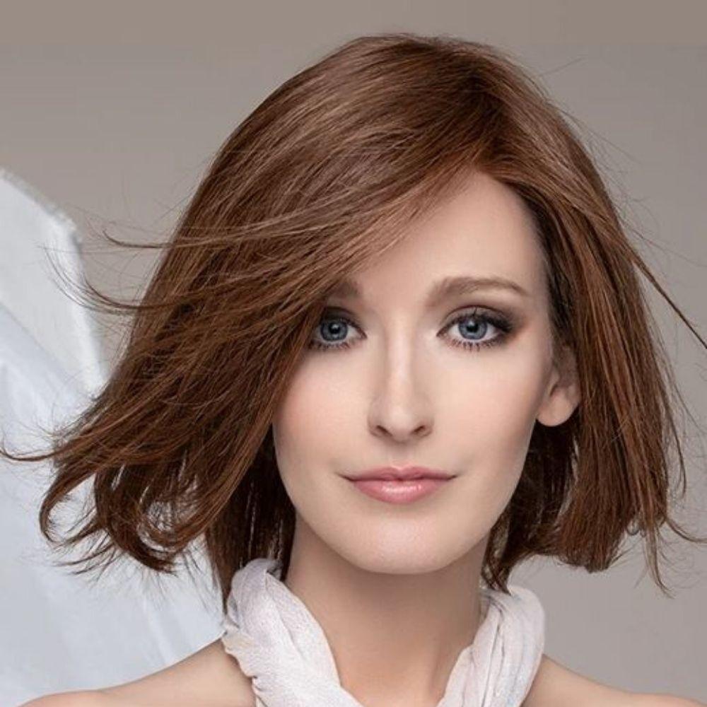 Delicate Plus Peluca oncológica de cabello natural