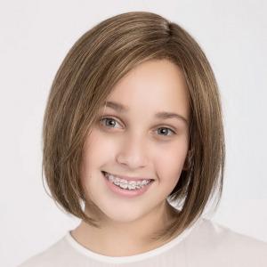 Eli Peluca oncológica infantil