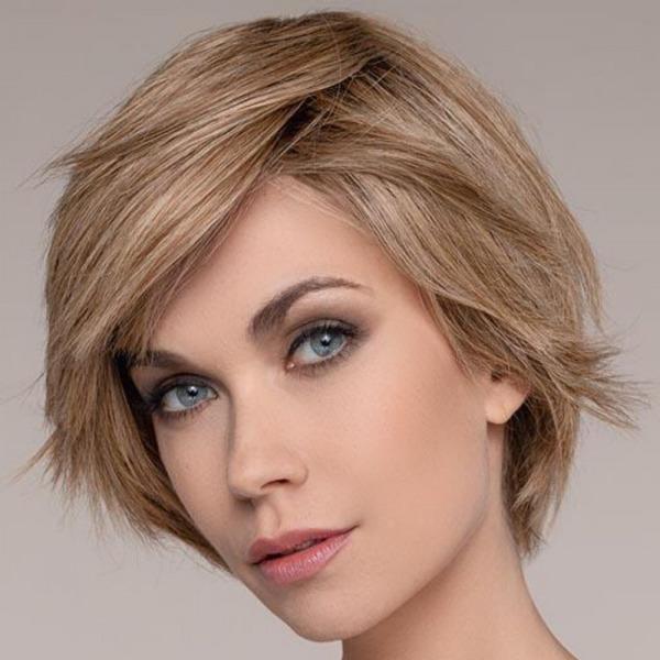 Flavour Peluca oncológica de cabello natural
