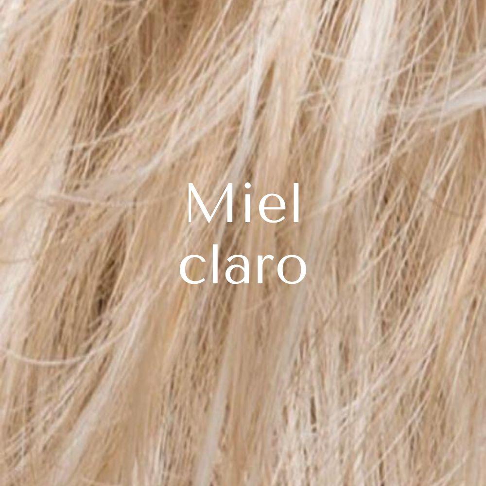 Blues Peluca oncológica de cabello sintético