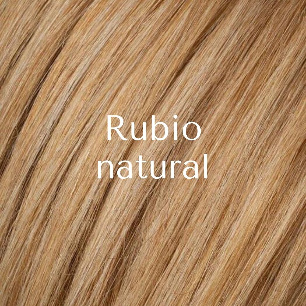 Cascade Peluca oncológica de cabello natural
