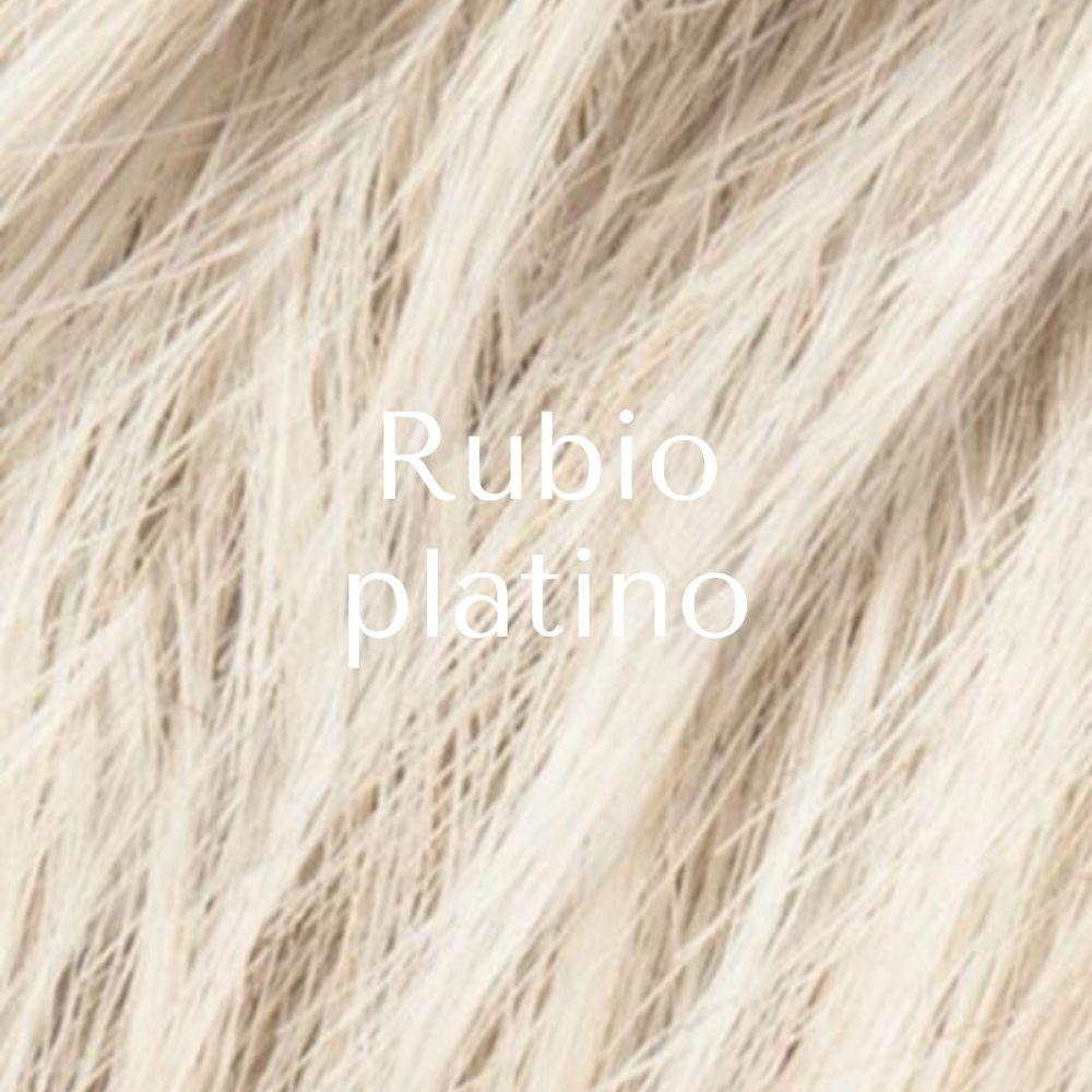 Rich Mono Peluca oncológica de cabello sintético
