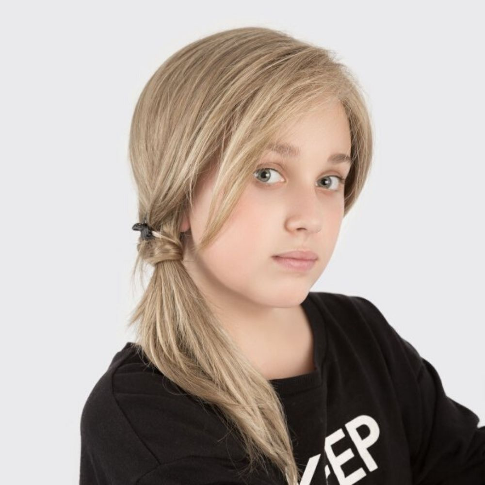 Sara Peluca oncológica infantil