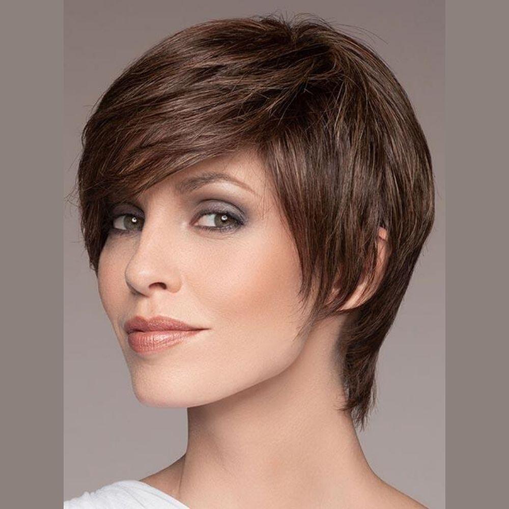 Xela Peluca oncológica de cabello natural
